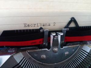Escribana#2